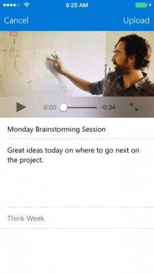 Office 365 Видео для iPhone 1.1.0