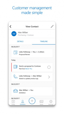 Outlook Customer Manager 1.1.4