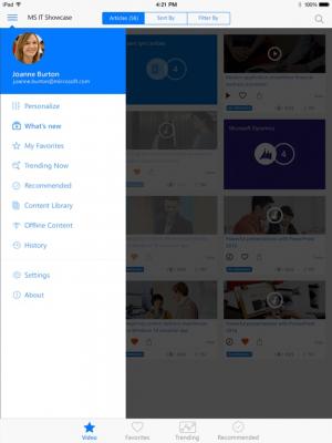 Microsoft IT Showcase 1.5