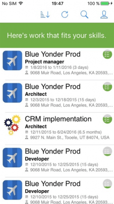 Project Finder for Dynamics 365 2.0