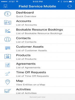 Field Service Mobile (2016) 8.3.118