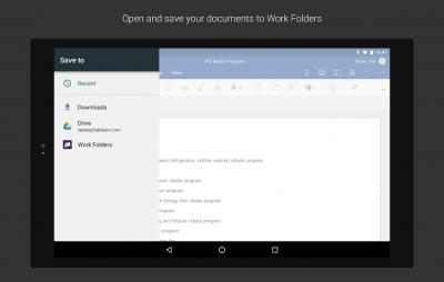 Work Folders 2.1.3
