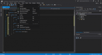 Microsoft Visual Studio Community 2017 15.8.7