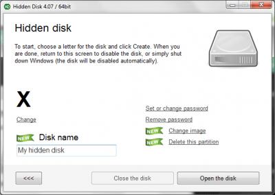Hidden Disk 4.12