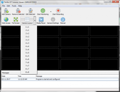 Perfect IP Camera Viewer 4.4.1