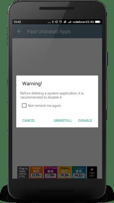 Fast Uninstall Apps 0.5b