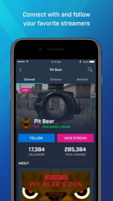 Mixer - Interactive Streaming 3.5.6