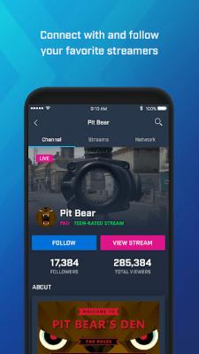 Mixer – Interactive Streaming 3.5.6