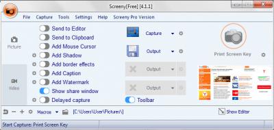 Screeny 4.4.6
