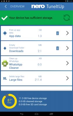 Nero Ускоритель для Android 1.5.0.171_nero