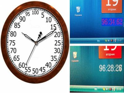 Гаджет часы100 6.03