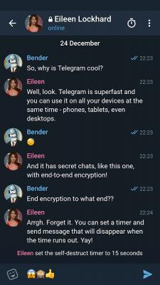 Telegram X 0.21.3.1036