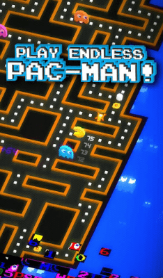 PAC-MAN 256: вечный лабиринт 2.0.2