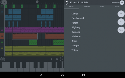FL Studio Mobile 3.1.941