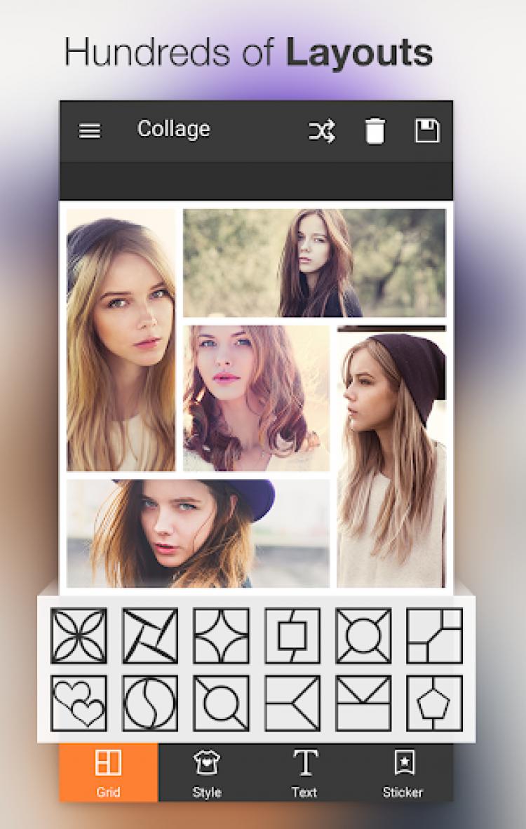 Скачать приложение на андроид фотоколлаж бесплатно приложения google play маркет скачать