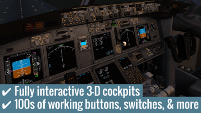 X-Plane 10 Flight Simulator 10.6.1