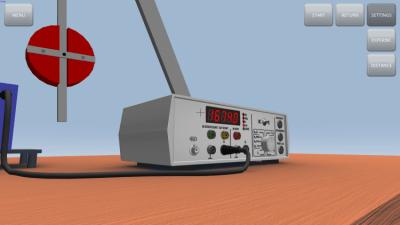 Оборотный маятник Катера 1.0
