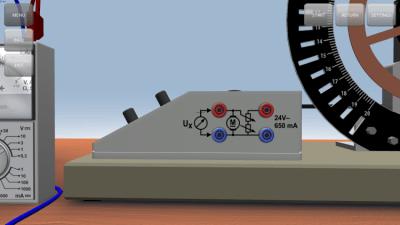 Крутильный маятник Поля 1.0