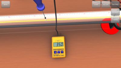 Скорость звука в воздухе 1.0