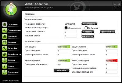 NETGATE Amiti Antivirus 24.0.980.0