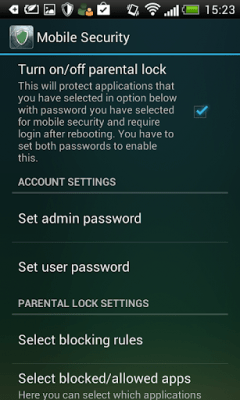 Mobile Security 11.10