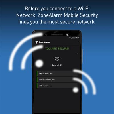 ZoneAlarm Mobile Security 1.64