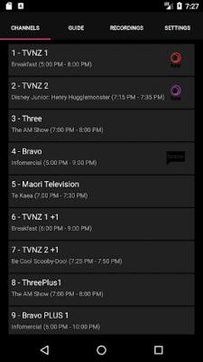 NextPVR 1.4.180515b