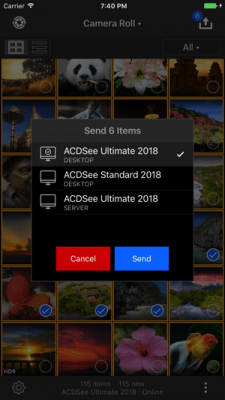 ACDSee Mobile Sync 1.4