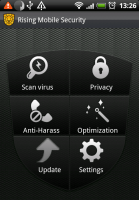 Rising Mobile Security 1.00.2