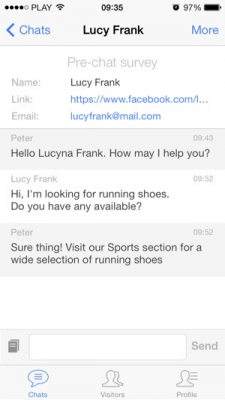 LiveChat 3.0.7