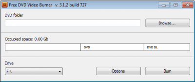 Free DVD Video Burner 3.2.54.823
