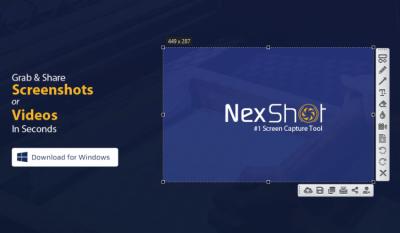 Nexshot 1.9