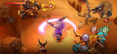 Dungeon Hunter 5 3.8.0