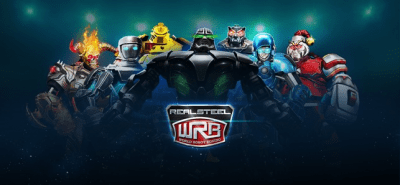 Real Steel World Robot Boxing 35.35.003