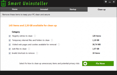 Smart Uninstaller 3.0