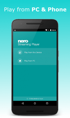 Nero Streaming Player 1.0.70