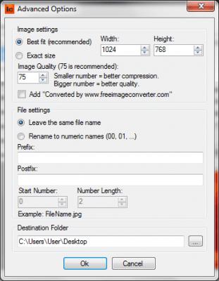 Free Image Converter 1.0.0.0