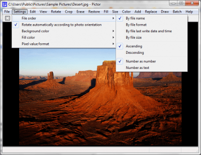 Pictor 1.17.0