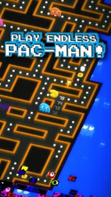 PAC-MAN 256 - бесконечный аркадный лабиринт 2.0.3