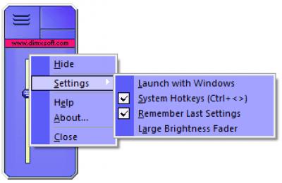 Desktop Lighter 1.4