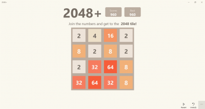2048+ 1.0