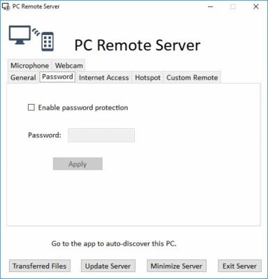 PC Remote 3.51