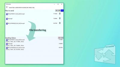 FileTransfer 1.0