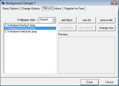 Background Changer 7.0.13.0