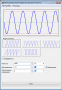 Скачать Функциональный генератор звуковых частот на базе звуковой карты