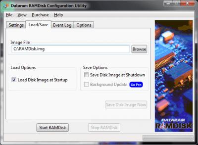 RAMDisk 4.4.0 RC36
