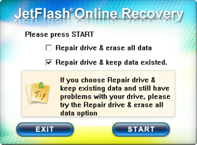 JetFlash Online Recovery 9.0.0.28
