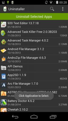 Uninstaller 1.5.8