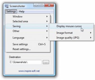 Screenshoter 1.92