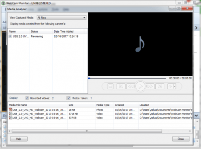 WebCam Monitor 6.23